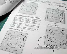 Carrickmacross Lace Kit & Instructions