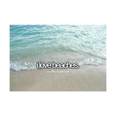 I wouldn't be able to live during the summer without going to the beach at least once ♥ Thats The Way, That Way, I Love The Beach, My Love, Justgirlythings, Totally Me, Tumblr, Reasons To Smile, Describe Me
