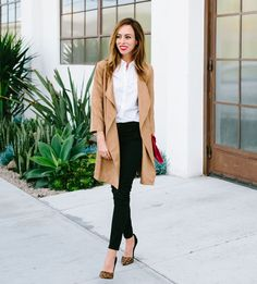 You'll Want To Wear This Classic Color Combo Every Day—Promise!
