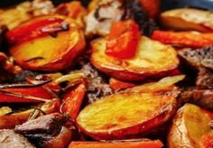 Bolo Purê de Batata com Queijo - Receitas do Chef French Toast, Breakfast, Cheesy Mashed Potatoes, Beef Cubed Steak, Marinated Chicken, Carrot, Meat Recipes, Roasted Chicken Breast, Brown Rice