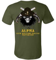 Alpha 10th MP BN TEE