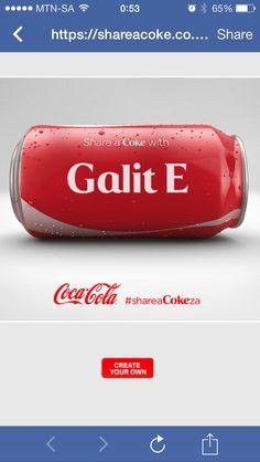I ❤️ u - cokes