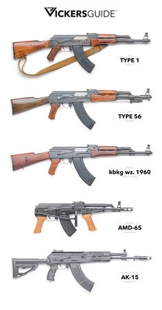 Vickers Guide: Kalashnikov (Volume - Vote For The Next Cover! Military Weapons, Weapons Guns, Guns And Ammo, Kalashnikov Rifle, Colt Python, Battle Rifle, Gun Art, Hunting Rifles, Assault Rifle