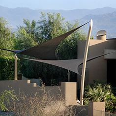 Tensile Shade Products, LLC is a producer of pre-engineered tensile sculpture products. Our line of tensile sculpture products include Sunbird, Sunbow, Sunami and Eclipse. Backyard Shade, Patio Shade, Backyard Privacy, Shade Garden, Backyard Landscaping, Outdoor Spaces, Outdoor Living, Exterior Shades, Casa Patio