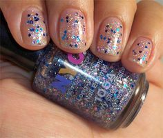 NYC Starry Silver Glitter ~ Have