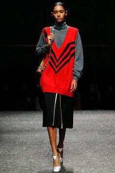 Prada   Fall 2014 Ready-to-Wear Collection   Style.com   #mfw