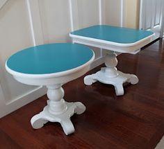 beds, painted tables, green, colors, wood tables, color tabl, basements, design, black