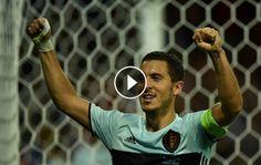 Football Highlights from UEFA Euro 2016 match: Hungary vs Belgium Match result: Hungary 0 - 4 Belgium Played on: June 26, 2016 Venue:Stadium Municipal...