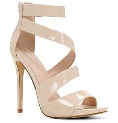 ALDO Elizota sandals found on Nudevotion