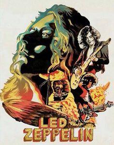 Led Zeppelin wallpaper                                                                                                                                                     More