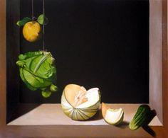 Juan Sanchez Cotan - Bodegon - Painting by Juan Sanchez Cotan, Natural Forms, Still Life, Original Art, Fine Art, Artwork, Artist, Photography, Painting