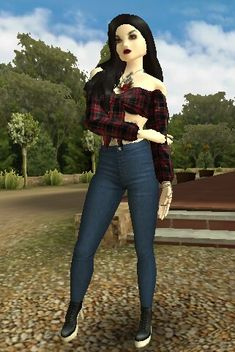 Life Tumblr, Avakin Life, Cute Outfits, Chic, Aries, Sketch, Pictures, Models, Game
