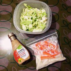 #cabbage #carrots #jicama #goma #diy #seradiet