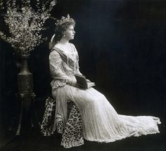 Queen Marie of Romania is famous not only for her glamorous lifestyle and…