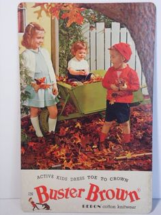 Vintage Kids Clothes, Vintage Children, Mall Stores, Vintage Restaurant, Advertising Signs, Brown Shoe, Family History, Kids Playing, Activities For Kids