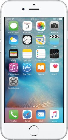 Apple iPhone 6s 64 GB Smartphone, 12 cm (4,7 Zoll) Display, LTE (4G), iOS 9, 12,0 Megapixel