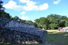 #MayanRuins at #EkBalam #Mexico