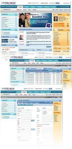 Washington dc real estate website design randolph condo for Real estate design software