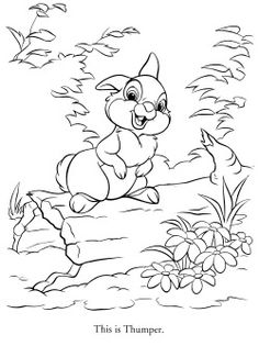 Dibujos de Disney Bunnies para Imprimir y Colorear Make your world more colorful with free printable coloring pages from italks. Our free coloring pages for adults and kids. Bunny Coloring Pages, Horse Coloring Pages, Online Coloring Pages, Printable Coloring Pages, Colouring Pages, Adult Coloring Pages, Coloring Pages For Kids, Coloring Books, Colorful Drawings