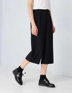 Bershka Thailand - Bershka oversize trousers