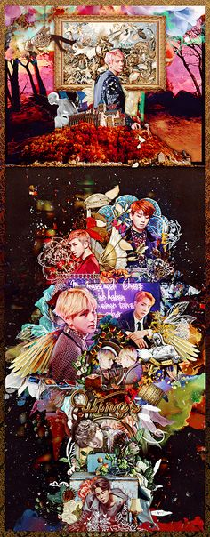 BTS - [WINGS] Blood Sweat Tears by Siguo.deviantart.com on @DeviantArt