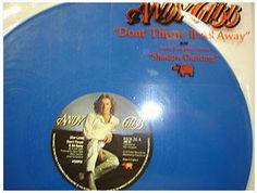 At £15.29  http://www.ebay.co.uk/itm/Andy-Gibb-Dont-Throw-All-Away-RSO-Records-12-Single-RSOX-26-Blue-Vinyl-/251151468630