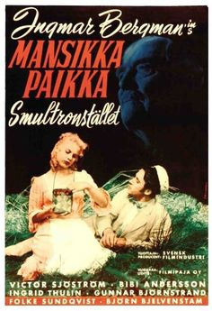 Directed by Ingmar Bergman. With Victor Sjöström, Bibi Andersson, Ingrid Thulin, Gunnar Björnstrand. After living a life marked by coldness, an aging professor is forced to confront the emptiness of his existence.