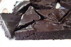 Vegan Brownies: No-Bake and Gluten Free!