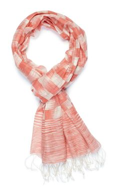 Handwoven Mojave Checkered and Striped Cotton by IndigoHandloom