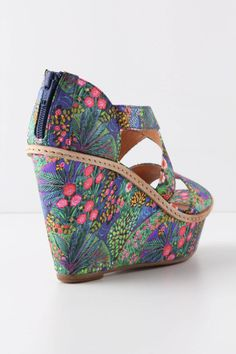 #Floriculture Wedges