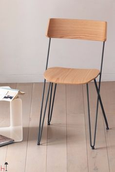 Ibsen Master is a versatile chair, ideal for any area of the home.