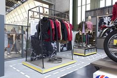 Bread Butter Berlin 2013 Summer BARBOUR by Shed 05