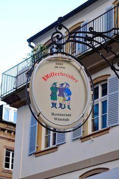 Restaurant Weinstube Straßburg Pfiffenbriader