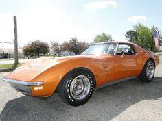 1971 Chevy Corvette 454 LS5