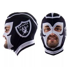 NFL Oakland Raiders Fan Mask 686699613631 | eBay