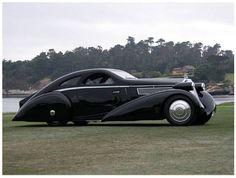 Rolls-Royce, Phantom I Jonckheere Coupé