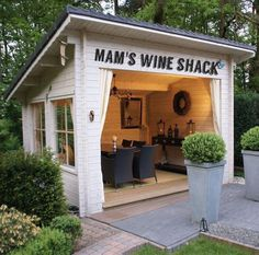 Mam's Wine Shack