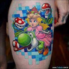 50 Ideias para tatuagens Shell Tattoos, Body Art Tattoos, Sleeve Tattoos, 90s Tattoos, Geek Tattoos, Disney Tattoos, Tattoo Ink, Fibonacci Spiral Tattoo, Spiral Tattoos