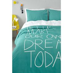Dreamcovers katoenen dekbedovertrek