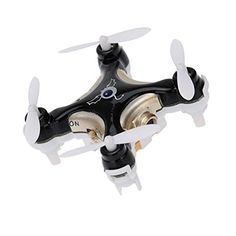NiGHT LiONS TECH Mini RC Quadcopter Cheerson CX10C CX10C 24G 6Axis Gyro Mini Drone with 03MP camera Black ** Check out this great product-affiliate link. #Drone