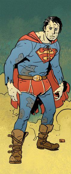 "Evan ""Doc"" Shaner's Superman Villains"