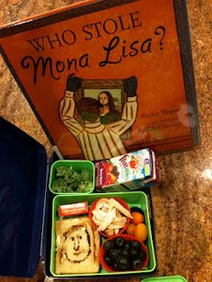 Who Stole Mona Lisa? lunch