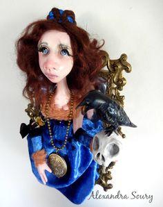 Art dolls 2015 - Alexandra Soury-Art Dolls