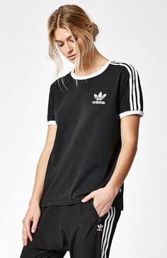 adidas 3-Stripes Ringer T-Shirt at PacSun.com