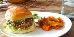 "Sandwich #165–""First Time Fryer"" Fried Chicken Sandwich with Spicy Slaw"