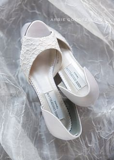 Wedding Shoe Lace Shoe Lace Wedding Shoe By Arbie by Parisxox, $154.00 YES!!!!! LOVE IT!!!!!!!!!!!!!!!!!!!!!!!! THESE ARE IT!!!!!!!!!! WITH WHITE PEARLS ON LACE....