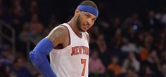 Amar'e Stoudemire n'est ''pas totalement sûr'' que Melo restera aux Knicks