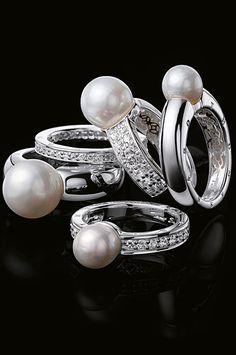 Thomas Sabo-anillos perla