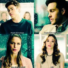 Supergirl The Flash SnowBarry KaraMel Supergirl Dc, Watch Supergirl, Supergirl And Flash, Superhero Shows, Superhero Memes, Flash Barry Allen, Snowbarry, Dc Tv Shows, The Flash Grant Gustin