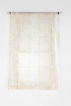 antoinette damask draped shade curtain something like this for the kitchen